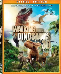 Walking With Dinosaurs,与恐龙同行,与龙同行3D大电影[左右半宽3D](720P)