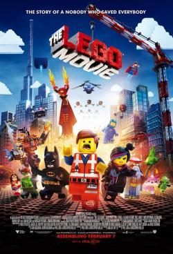The Lego Movie,乐高大电影,LEGO英雄传,乐高玩电影(蓝光原版)