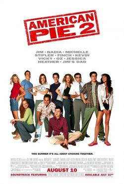 American Pie 2,美国派2,美国处男2(蓝光原版)