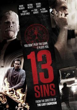 13 Sins,13骇人游戏,13宗罪(蓝光原版)