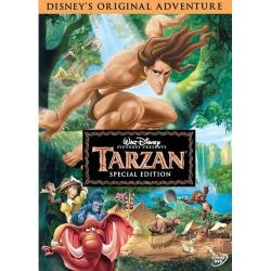 Tarzan,人猿泰山,泰山(720P)