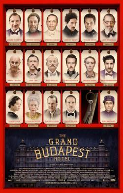 The Grand Budapest Hotel,布达佩斯大饭店,布达佩斯大酒店(蓝光原版)