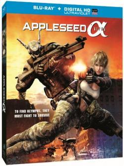 Appleseed Alpha,苹果核战记Alpha(720P)