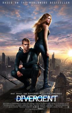 Divergent,分歧者: 异类觉醒,分歧者: 异类叛逃(蓝光原版)