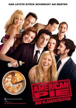 American Reunion,美国派4:美国重逢,美国处男之孔雀开屏(蓝光原版)