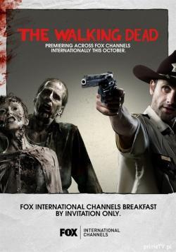 The Walking Dead S1,美剧《行尸走肉》第一季6全集(1080P)