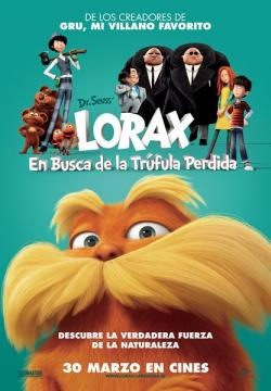 Dr Seuss The Lorax,老雷斯的故事,绿野仙生,罗雷司[左右半宽3D](720P)