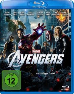 The Avengers,复仇者联盟[2D版](蓝光原版)