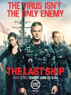 The Last Ship S01,美剧《末日孤舰,末世之舟》第一季10集全集(720P)