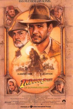 Indiana Jones and the Last Crusade,夺宝奇兵3,印地安纳?琼斯和最后的十字军,圣战奇兵(蓝光原版)