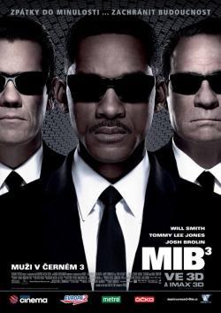 Men in Black 3,黑衣人3,黑超特警组3,MIB星际战警3(蓝光原版)