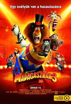 Madagascar 3: Europe is Most Wanted ,马达加斯加3:欧洲通缉犯,荒失失奇兵3:欧洲逐只捉(蓝光原版)