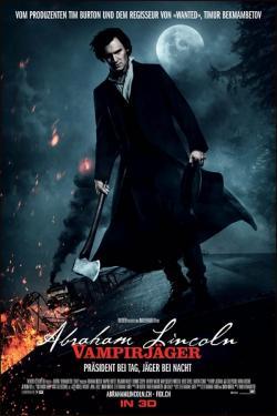 Abraham Lincoln Vampire Hunter,吸血鬼猎人林肯,吸血鬼猎人: 林肯总统[左右半宽3D](720P)