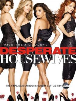 Desperate Housewives S08,美剧《绝望的主妇,欲乱绝情妻》第八季23全集(720P)
