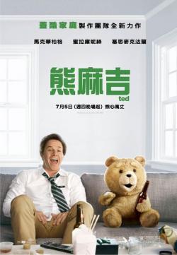 Ted,泰迪熊,泰德,贱熊30,熊麻吉(720P)
