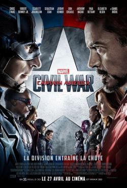Captain America: Civil War,美国队长3,美国队长3:内战(1080P)