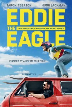 Eddie The Eagle,飞鹰艾迪,飞跃奇迹,我要做鹰雄,雄鹰爱迪(720P)