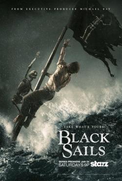 Black Sails Season S02,美剧《黑帆》第二季10集全集(1080P)
