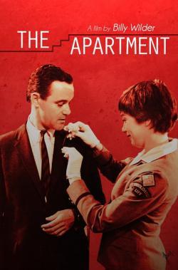 The Apartment,桃色公寓,公寓春光,公寓(蓝光原版)