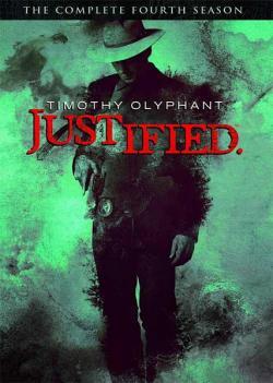 Justified S04,美剧《火线警探》第四季13集全集(720P)