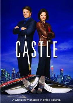 Castle Season 01,美剧《灵书妙探》第一季10集全集(720P)