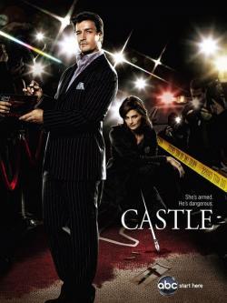 Castle Season 02,美剧《灵书妙探》第二季24集全集(720P)