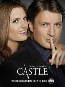 Castle S04,美剧《灵书妙探》第四季23集全集(720P)