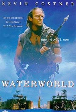 Waterworld,未来水世界(蓝光原版)