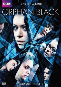 Orphan Black S03,美剧《黑色孤儿》第三季10集全集(720P)