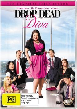 Drop Dead Diva S01,美剧《美女上错身》第一季13集全集(720P)