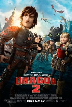 How to Train Your Dragon 2,驯龙高手2(720P)