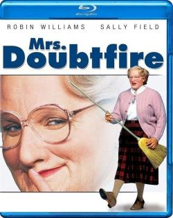 Mrs Doubtfire,窈窕奶爸,道菲尔太太,肥妈先生(蓝光原版)