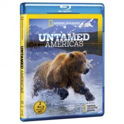 Untamed Americas,国家地理: 狂野美洲[全四集](720P)