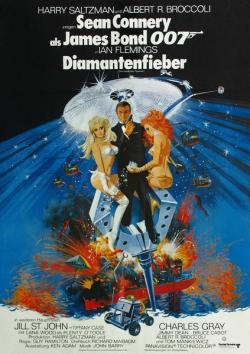 Diamonds Are Forever,007系列之07:金钢钻,铁金刚勇破钻石党,金钢钻](蓝光原版)