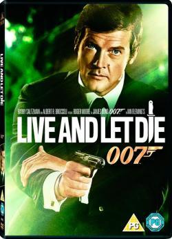 Live and Let Die,007系列之08:生死关头,铁金刚勇破黑魔党,生死关头(蓝光原版)