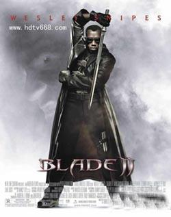 Blade II,刀锋战士2,幽灵刺客(蓝光原版)