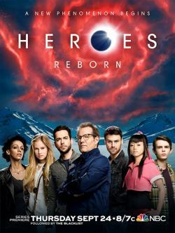 Heroes Reborn,美剧《英雄:重生,超能英雄:重生》第一季13集全集(720P)