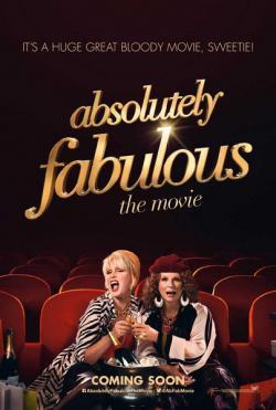Absolutely Fabulous The Movie,荒唐阿姨大电影,荒唐阿姨:潮爆大银幕(720P)