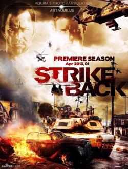 Strike Back S04,美剧《反击,绝地反击》第四季10集全集(720P)