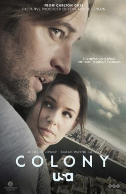 Colony S01,美剧《殖民地》第一季10集全集(720P)