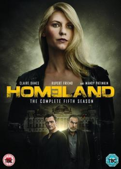 Homeland Season 5,美剧《国土安全》第五季12集全集(1080P)