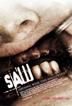 Saw,电锯惊魂,你死我活,恐惧斗室(1080P)
