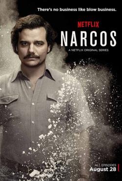 Narcos S01,美剧《毒枭,缉毒特警,毒枭风云》第一季10集全集(1080P)