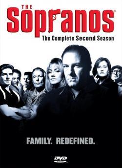 The Sopranos Season 2,美剧《黑道家族》第二季13集全集(720P)