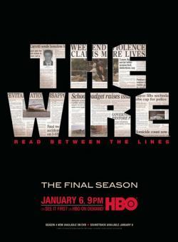 The Wire S05,美剧《火线,线人》第五季10集全集(720P)