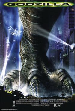 Godzilla,哥斯拉[史上最强怪兽经典重袭 兽王归来 毁天灭地](蓝光原版)