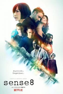 Sense8 S02,美剧《超感猎杀,超感八人组》第二季10集全集(1080P)