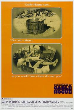 The Ballad of Cable Hogue,牛郎血泪美人恩,荒漠怪子赤手闯天涯(蓝光原版)