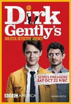 Dirk Gently Season 1,美剧《全能侦探社》第一季8集全集(720P)