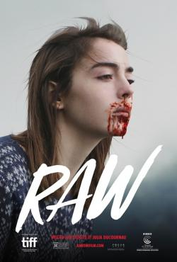 Raw,生吃,舐血成人礼,肉狱(蓝光原版)